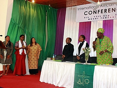Evangelical Lutheran Church in Tanzania -- Homepage